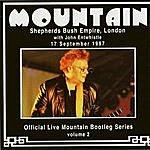 Mountain Official Live Mountain Bootleg Series, Volume 2