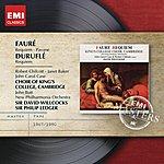 Philip Ledger Fauré: Requiem, Pavane . Duruflé: Requiem