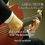 Joe Harnell The Lonely Man Theme From The Incredible Hulk Tv Series (For Two Guitars)