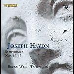 Bruno Weil Haydn: Symphonies Nos. 45 - 47
