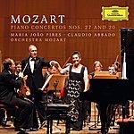 Maria João Pires Mozart: Piano Concertos Nos.27 And 20