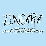 "Antoniette Costa Zingara (Feat. Judy Kang & George ""Spanky"" Mccurdy)"
