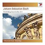 Richard Kapp Bach: Brandenburg Concertos Nos. 4-6, Bwv 1049-1051 - Sony Classical Masters
