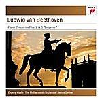 """Evgeny Kissin Beethoven: Piano Concertos No. 2 Op. 19 & No. 5 Op. 73 """"Emperor"""" - Sony Classical Masters"""
