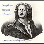 Andy Findon Telemann Fantasias On Piccolo