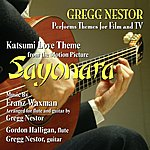 "Franz Waxman Katsumi Love Theme From The Motion Picture ""Sayonara"" (Feat. Gregg Nestor & Gordon Halligan)"