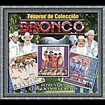 Bronco Tesoros De Colección - Bronco - Homenaje A Los Grandes Grupos