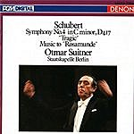 "Staatskapelle Berlin Franz Schubert: Symphony No. 4 In C Minor, D 417 ""Tragic"" Music To ""Rosamunde"""