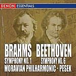 "Libor Pesek Brahms: Symphony No. 1 - Beethoven: Symphony No. 6 ""Pastorale"""