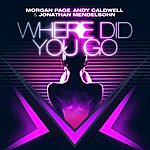 Morgan Page Where Did You Go - EP