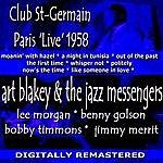 Art Blakey 'live' At The St-Germain Club Paris
