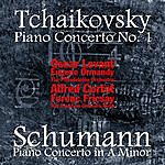 Oscar Levant Tchaikovsky: Piano Concerto No. 1 - Schumann: Piano Concerto In A Minor (Remastered)