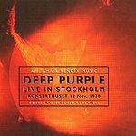 Deep Purple Live In Stockholm 1970