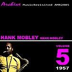 Hank Mobley Hank Mobley
