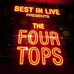 The Four Tops Best In Live: The Four Tops