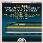 Czech Philharmonic Orchestra Honegger: Symphonies No. 3 Liturgique And No. 5, Pacific 231