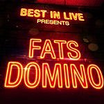 Fats Domino Best In Live: Fats Domino