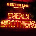 The Everly Brothers Best In Live: The Everly Brothers