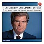 Emil Gilels Emil Gilels Plays Concertos And Sonatas