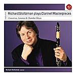 Richard Stoltzman Richard Stoltzman Plays Clarinet Concertos, Sonatas And Chamber Music