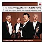 Juilliard String Quartet The Juilliard String Quartet Plays Schubert & Brahms