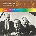Beaux Arts Trio Beaux Arts Trio: Philips Recordings 1967-1974 (4 Cds)