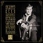Renaud Capuçon Brahms Berg Violin Concertos