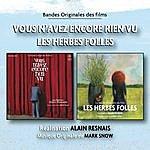 Mark Snow Coffret Vous N'avez Encore Rien Vu + Les Herbes Folles