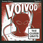 Voivod The Outer Limits