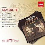Sherrill Milnes Verdi: Macbeth