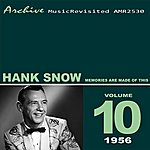 Hank Snow Memories Are Made Of This