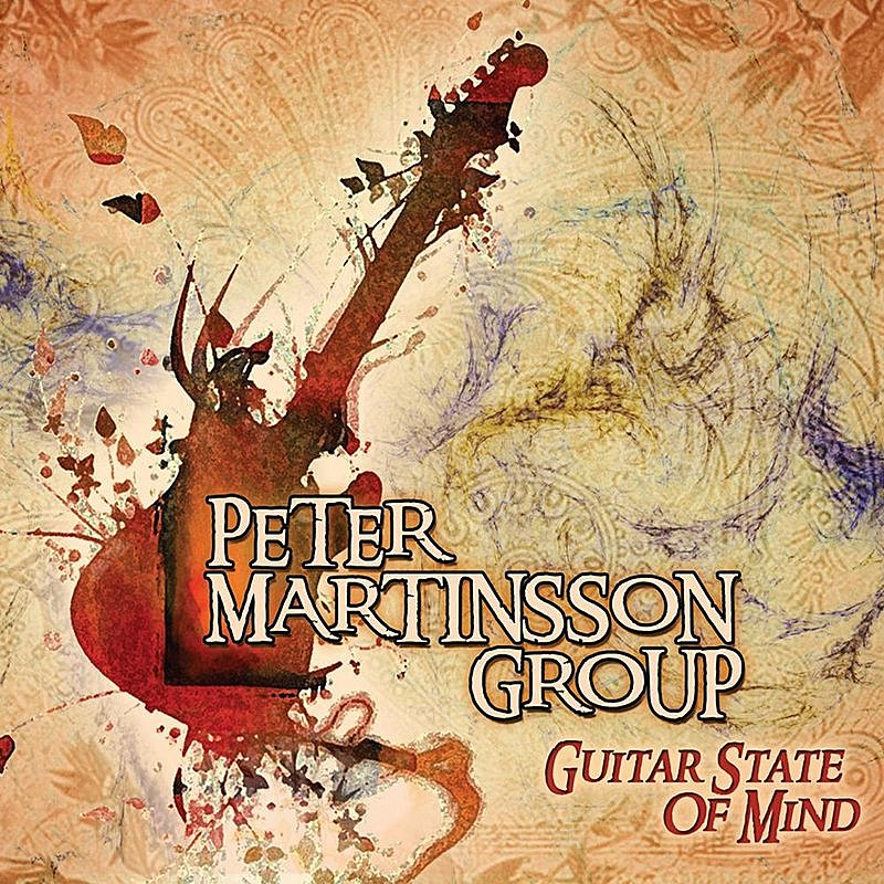 Cover Art: Guitar State Of Mind