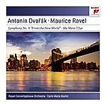 """Carlo Maria Giulini Dvorak: Symphony No. 9 In E Minor Op. 95 """"From The New World"""" - La Mère Oye"""