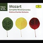 Orpheus Chamber Orchestra Mozart: Complete Wind Concertos (3 Cd's)