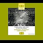Shlomo Mintz Bach: Complete Sonatas, Partitas & Suties For Violin, Cello & Guitar (6 Cds)