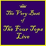 The Four Tops The Very Best Of The Four Tops Live