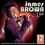 James Brown James Brown Live. 12 Songs In Concert