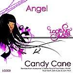 Angel Candy Cane