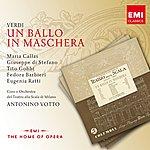 Antonino Votto Verdi: Un Ballo In Maschera