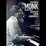 Thelonious Monk Complete Live In London 1965 (With Charlie Rouse, Larry Gales & Ben Riley)