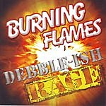 Burning Flames Debble-Ish Rage