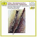 Karl Leister Weber: Clarinet & Bassoon Concertos