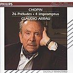 Claudio Arrau Chopin: 26 Preludes; 4 Impromptus