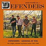The Defenders Dansk Pigtråd Vol.1/The Defenders