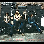 The Allman Brothers Band The Fillmore Concerts