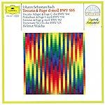 Helmut Walcha Bach, J.S.: Toccata & Fugue Bwv 565; Organ Works Bwv 534, 542, 564 & 525