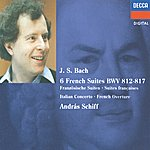 András Schiff Bach, J.S.: French Suites Nos. 1-6/Italian Concerto Etc. (2 Cds)
