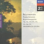 Friedrich Gulda Beethoven: Piano Sonatas Nos. 14, 15, 17, 21-24 & 32 (2 Cds)