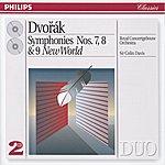 "Royal Concertgebouw Orchestra Dvorák: Symphonies Nos. 7, 8 & 9 ""New World"" (2 Cds)"