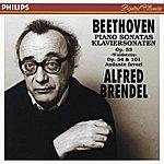 "Alfred Brendel Beethoven: Piano Sonatas Opp.53 ""Waldstein"", 54 & 101; Andante Favori"